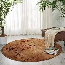 Nourison Area Rug Nourison Somerset St74 Latte Area Rug 5 6 Inches By