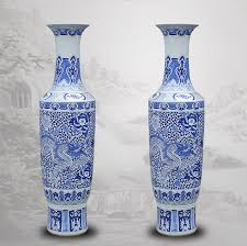 Chinese Blue And White Vase Blue And White Porcelain Vase Blue And White Porcelain Vase