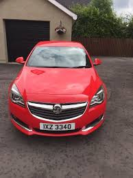 used vauxhall insignia cars for sale in county tyrone gumtree