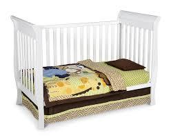Delta Canton Convertible Crib by Amazon Com Delta Children Glenwood 3 In 1 Convertible Sleigh