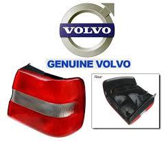 tail light lens assembly genuine oem volvo tail light lens assembly 9151632 finland s70 right