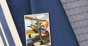 wild blue yonder collection of fabrics perennials