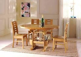 beautiful round dining table for 5 also whitesburg dining table