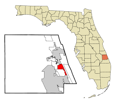 Indian River Florida Map by Indian River Estates Florida Wikipedia