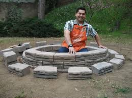 Diy Backyard Fire Pit Ideas How To Fire Pits Ideas U2014 Jen U0026 Joes Design How To Build A Gas