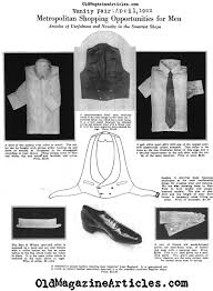 black tie guide vintage waist coverings