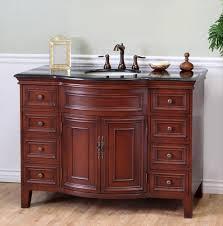 48 u201d bellaterra home bathroom vanity 605115 bathroom vanities