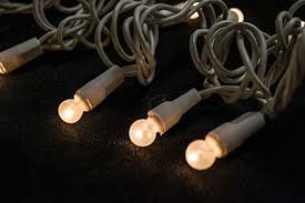 mini globe string lights 17 5 foot white wire white