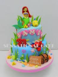 mermaid cake ideas sensational mermaid cake ideas birthday cakes gallery