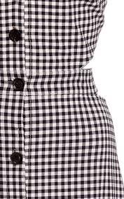 Gingham Vs Plaid Vs Tartan Judith Gingham Maxi Dress By Marissa Webb Moda Operandi