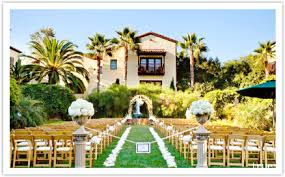 outdoor wedding venues san diego san diego wedding venue paradise point resort and spa
