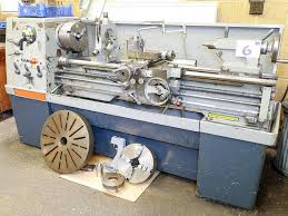 colchester triumph 2000 gap bed centre lathe imperial machine