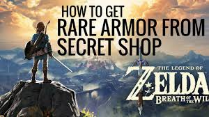 how to get rare armor new hylia shield from secret shop the
