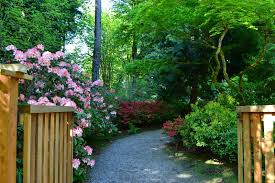Rock Garden Bellevue by Linda Letters Sunday Morning Stroll Bellevue Botanical Garden