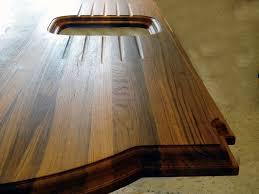 counter top wood countertops gallery brooks custom