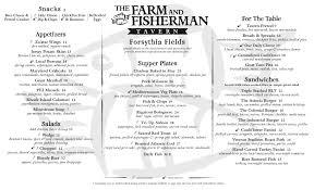Cherry Point Farm Market by Horsham U0027s Farm And Fisherman Tavern Opens Tonight