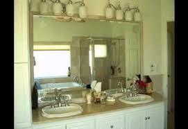 bathroom mirror ideas on wall mesmerizing decorating bathroom mirrors ideas widaus home