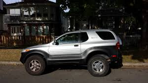 isuzu amigo hardtop cohort sighting isuzu vehicross u2013 has it mellowed with age