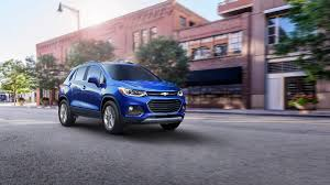2017 chevrolet trax small suv review with price horsepower and