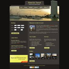 22 free u0026 premium hotel html templates with booking