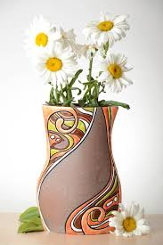 madeheart u003e stylish handmade ceramic vase unusual flower vase room