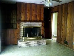 help renting with dark paneling on the walls not allowed to paint