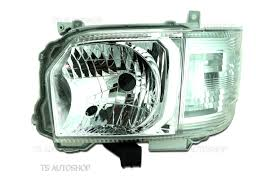 toyota hiace 2015 set front head lamp light replacement fit toyota hiace commuter