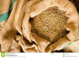 bulk burlap bags coffee seeds bulk burlap bag agriculture bean produce stock