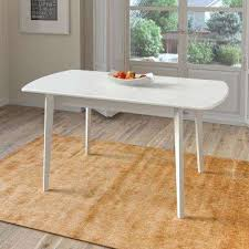 dining room table white extendable dining table white kitchen dining tables