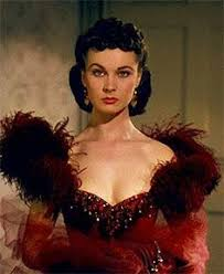 Gone With The Wind Curtain Dress Vivien Gwtw Costume Test Hair Style Makeup And Movie