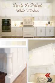 Kitchen Backsplash Photos White Cabinets 70 Best White Cabinets Images On Pinterest White Cabinets