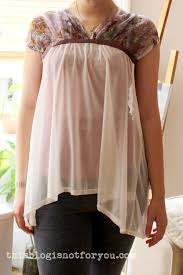 Draping Tutorial A Draped Butterfly Shirt And A Lot Of Handsewing Sort Of Tutorial
