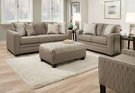 Simmons Sleeper Sofa by Simmons Upholstery Seguin Pewter Queen Sleeper Sofa And Loveseat