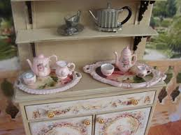 Shabby Chic Dollhouse by 94 Best Dollhouse Miniatures Shabby Chic Images On Pinterest