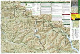 Wenatchee Washington Map by Glacier Peak Wilderness Mt Baker Snoqualmie And Okanogan