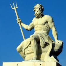 Statues Of Gods by Poseidon Of Atlantis Ancient Atlantis