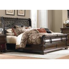 Antique Sleigh Bed Sleigh Beds With Storage Antique Sleigh Beds To Accomplish