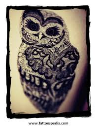 henna tattoo designs owl makedes com