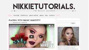 makeup artist websites top 66 makeup and beauty blogs to follow in 2018
