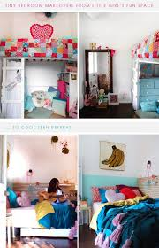 Bedroom Before And After Makeover - tiny bedroom makeover from little u0027s room to teen retreat
