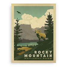 wood mountain wall rocky mountain wall wood prints licensed woodsnap