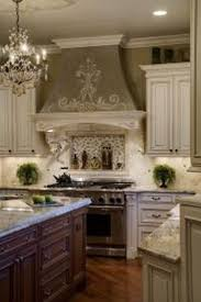 French Kitchen Interesting White French Country Kitchen Cabinets H On Decorating