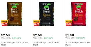 black friday for home depot home depot spring black friday scotts earthgro mulch 4 10