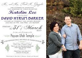 wedding invitations utah home mcc wedding invitations we design and print beautiful