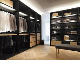 black wardrobe gives the bedroom a male touch u2013 fresh design pedia