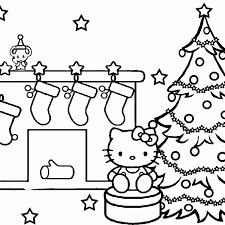 christmas coloring pages online free coloring pages