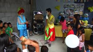 birthday clowns it tougher than you think i ll take that 1st birthday party philippines with clowns pt3 of 3