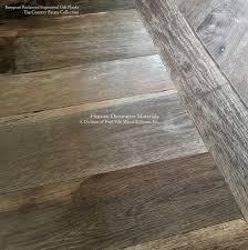 Reclaimed Oak Laminate Flooring Reclaimed Engineered European Oak Floors In Mixed Width And
