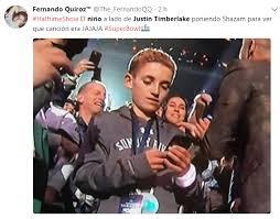 Memes Del Super Bowl - los memes del niño que ignoró a justin timberlake en el super bowl