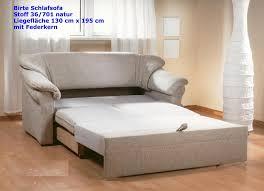sofa ausziehbar schlafsofa sofa mit federkernsitzkissen birte 2 naturmöbel